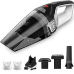 Homasy Portable Handheld Vacuum Cleaner Cordless