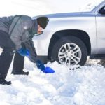 Hopkins 17211 SubZero Auto Emergency Snow Shovel
