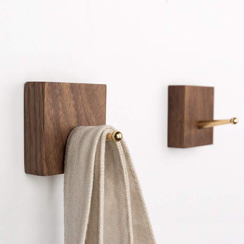Modern Wall Hooks And Coat Racks With