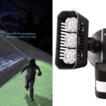 SANSI LED Outdoor Motion-Activated Security Lights