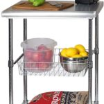 Professional Kitchen Work Table Cart