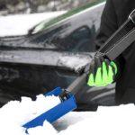 Snow Shovel with D-Grip Handle