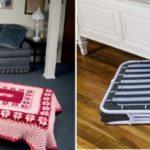 Folding Hideaway Guest Bed