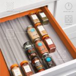 YouCopia SpiceLiner Spice Rack Drawer Organizer