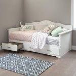 Tiara Kids Twin Daybed with 3 Storage Drawers