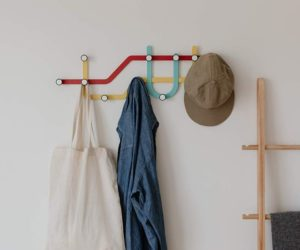 Modern Wall Hooks And Coat Racks With Cool And Interesting Designs