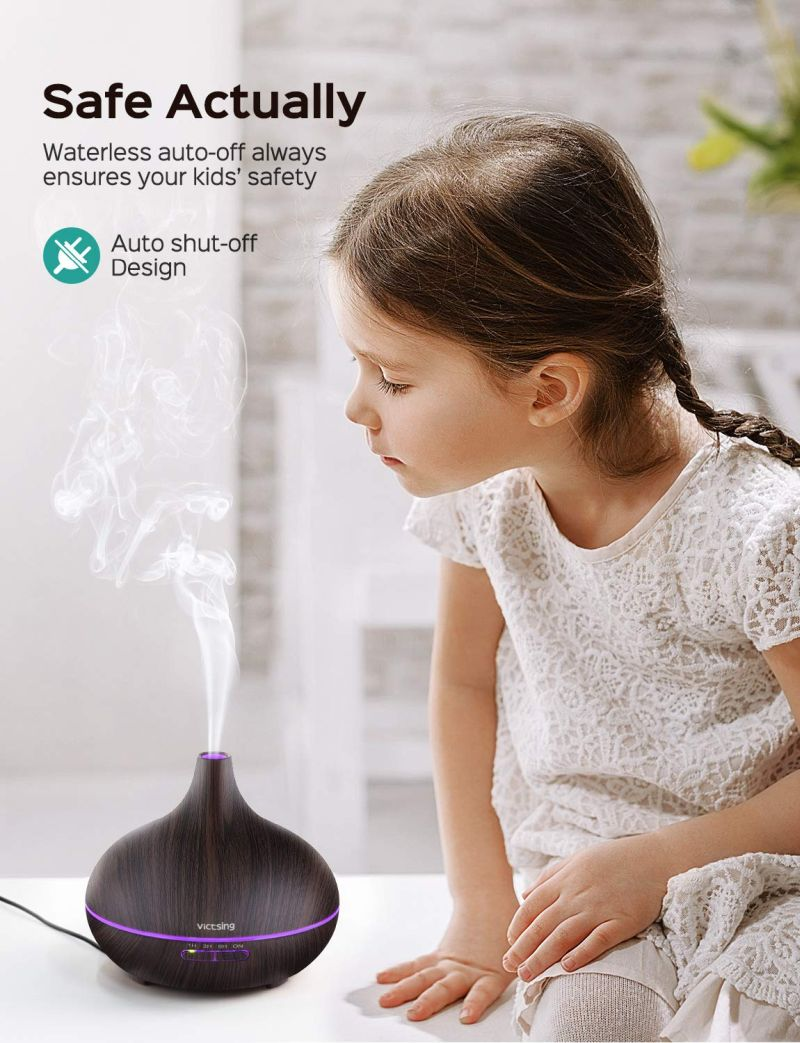 Feel More Relaxed At Home With These Best Essential Oil Diffusers