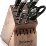 WÜSTHOF CLASSIC IKON Eight Piece Knife Block Set