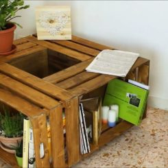 Wooden crates dIY