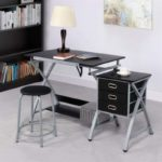 Yaheetech Drawing Drafting Table