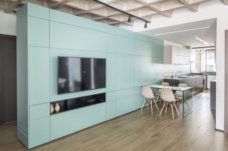 Brazil Apartment Gets A New Gourmet Kitchen And Open Floor Plan