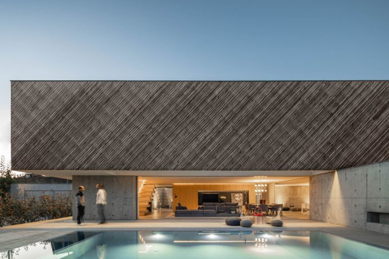 Modern House In Portugal Is Partially Built Underground