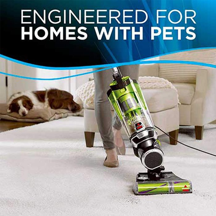 Bissell Pet Hair Eraser 1650A Upright Vacuum