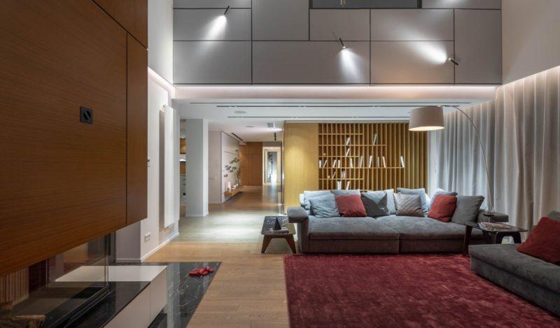 Modern Home Interior Design Full of Stylish Custom Details