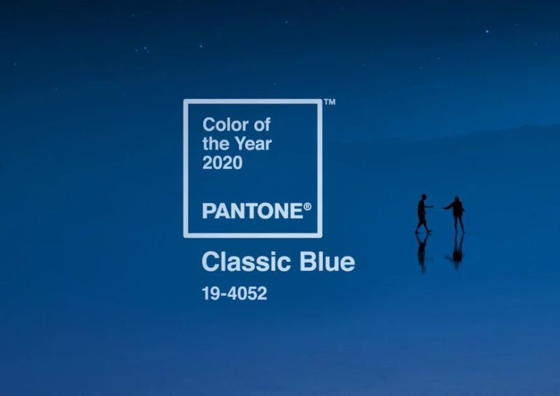 Feel the Blue and Add this 2020 Color Trend to Your Home