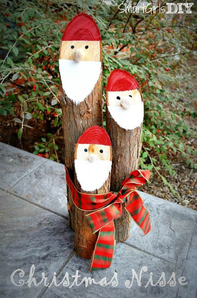 Image of: 20 Diy Christmas Decorations And Design Ideas For The Outdoors
