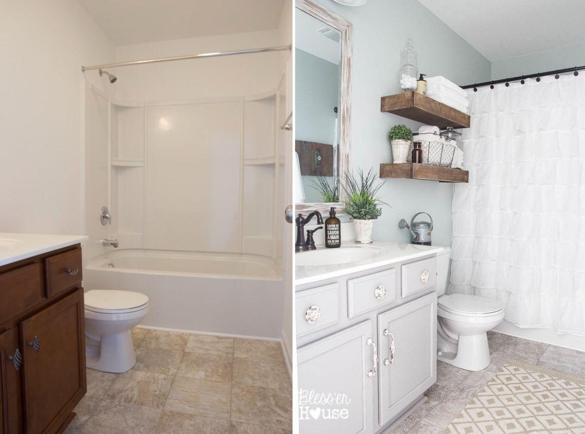 Diy Bathroom Remodel Ideas That Actually Make Sense