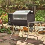 Green Mountain Davy Crockett WiFi Controlled Wood Pellet Grill