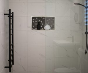 What's The Ideal Height And Design For a Shower Niche?
