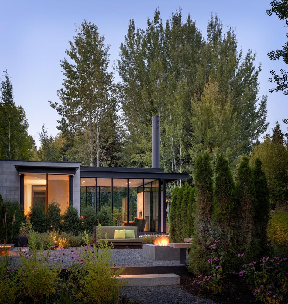 The main materials used throughout this project are steel, concrete and wood