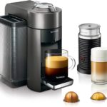 Nespresso by De'Longhi Vertuo Evoluo Coffee and Espresso Machine