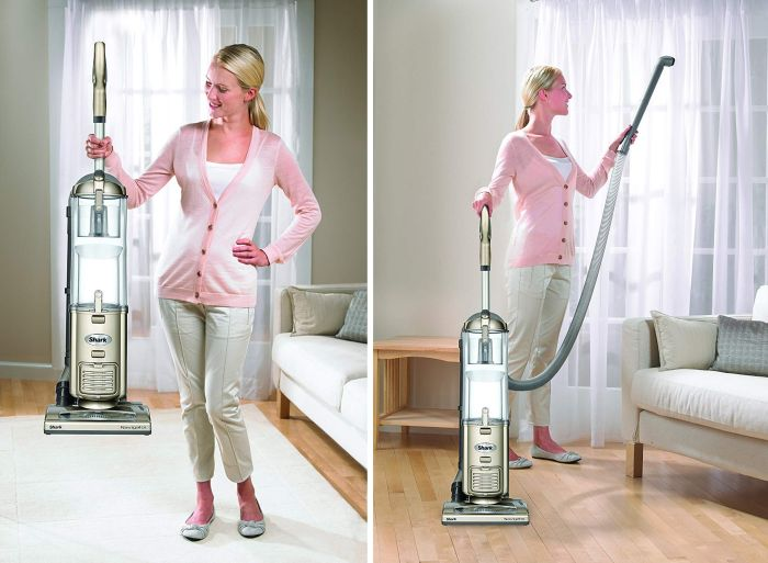 Shark Navigator Deluxe Upright Corded Bagless Vacuum