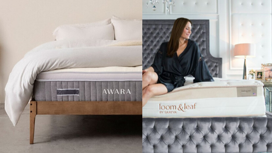 Which Mattress is Better: Loom and Leaf VS Awara Sleep