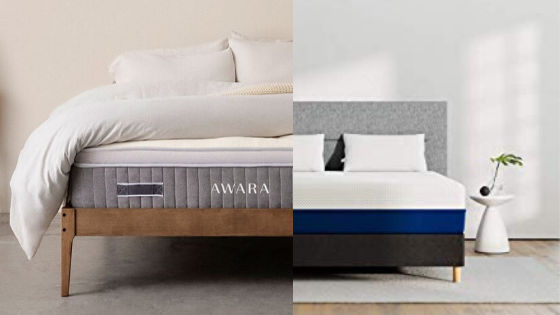 Awara Sleep VS Amerisleep Mattress: Let's Compare