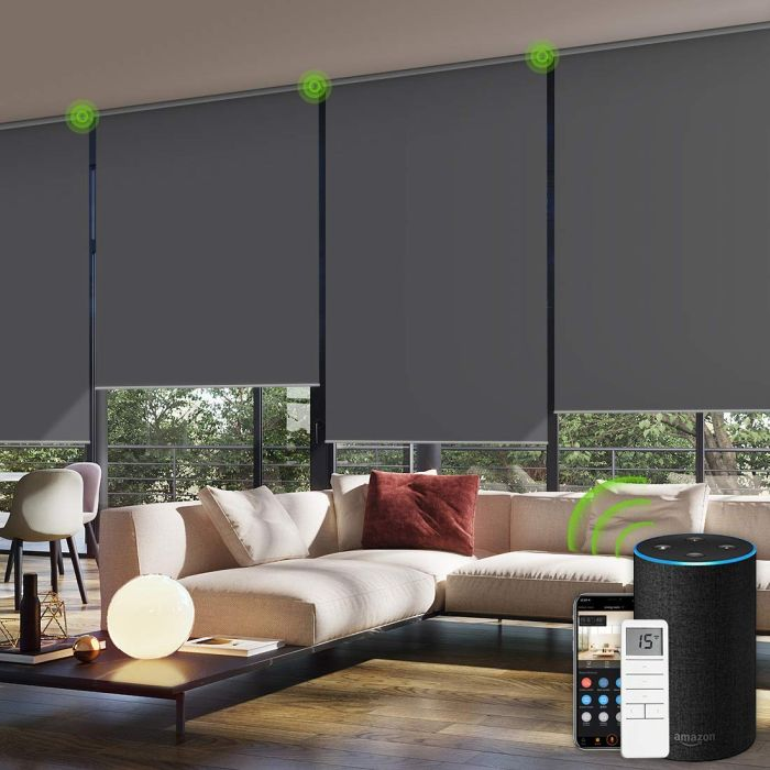 Check Out the Best Smart Blinds, Kits, and Motorized Shades