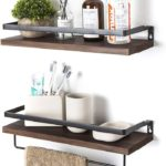 Wall Mounted Storage Shelves for Kitchen, Bathroom