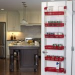 6-Tier Basket Over-The-Door Organizer