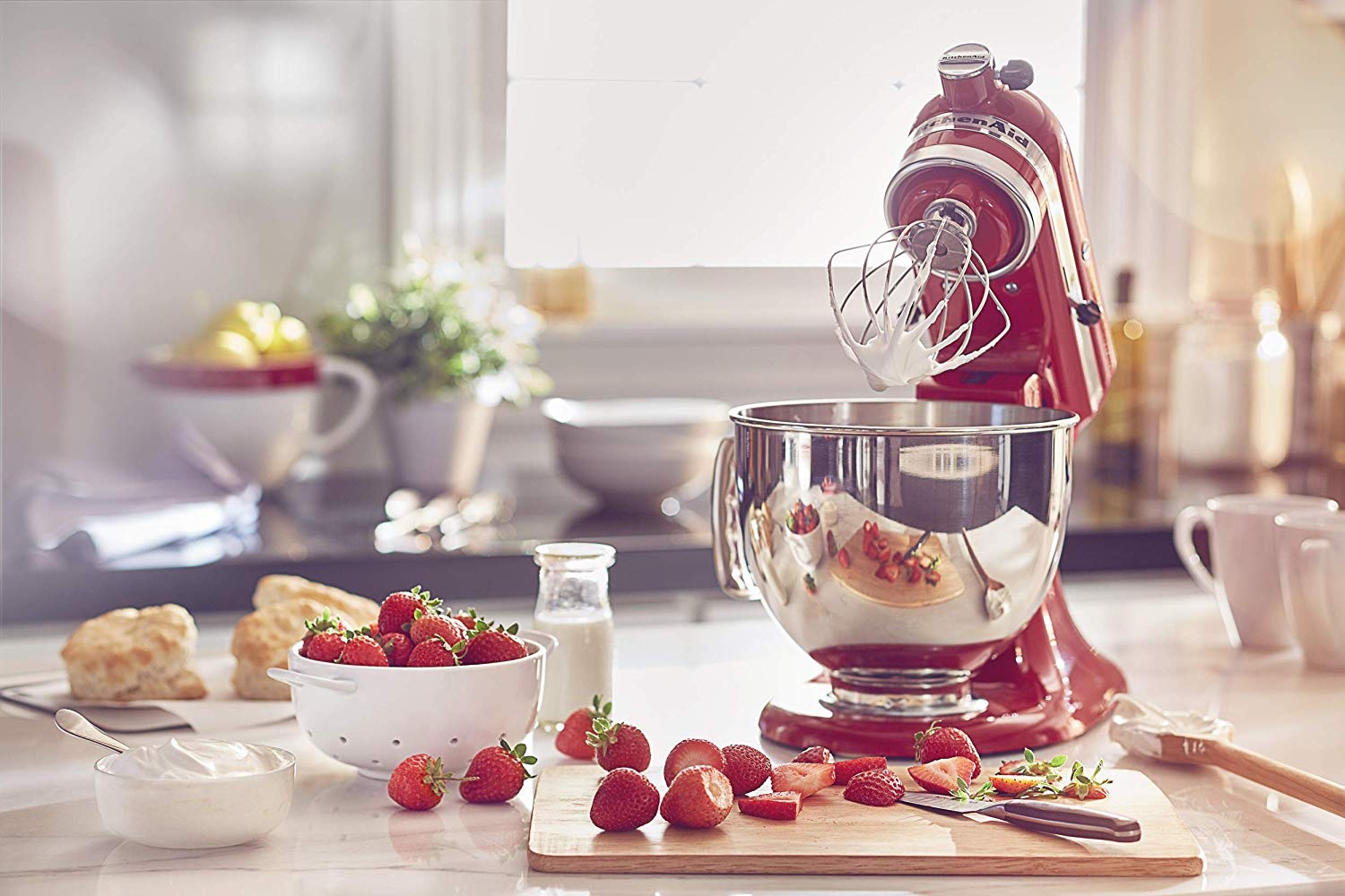 The Best 5 Stand Mixers for Your Kitchen