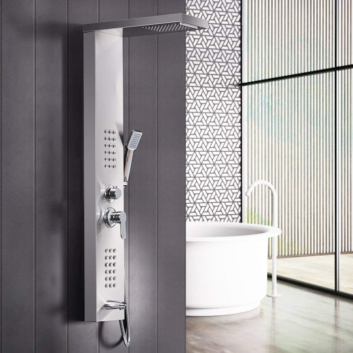 These Are The Best Shower Panels for Your Bathroom
