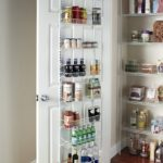 Adjustable 8-Tier Wall and Door Rack