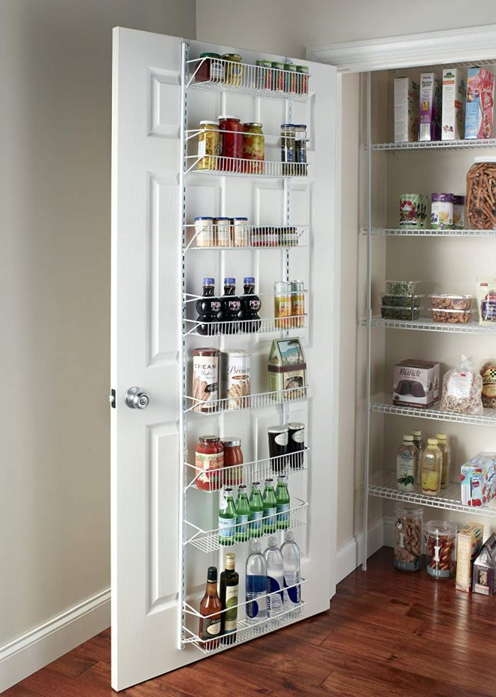 The Best Organizers And Storage Systems That You Can Hang On Doors
