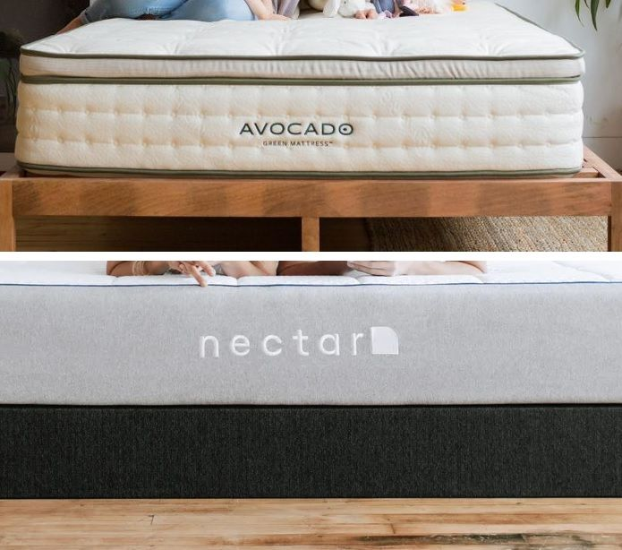 Avocado Vs Nectar Mattress: Let's Compare the Two!