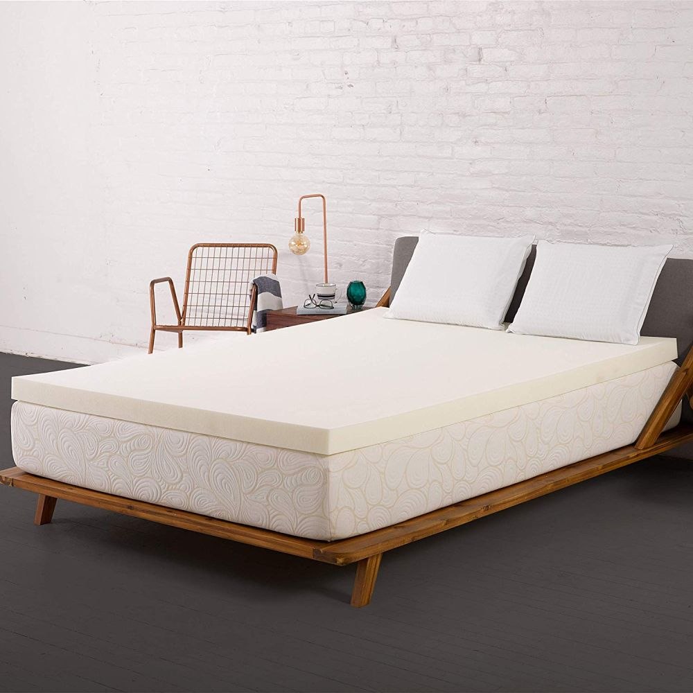 The Best Mattress Toppers for Side Sleepers Offer Pain Relief as Well as Comfort