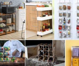 Kitchen Organization Tips And Storage Ideas