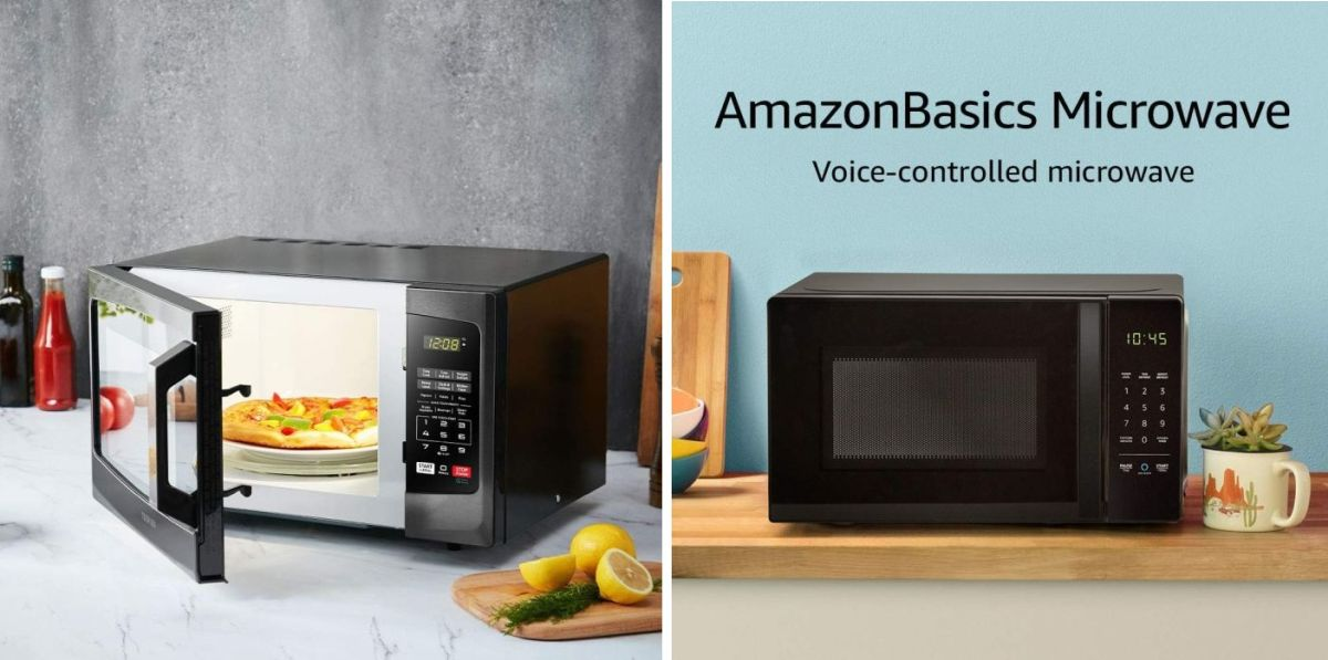 Kitchen Countertop Microwave