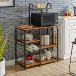 Free standing Rack Utility Storage Shelf