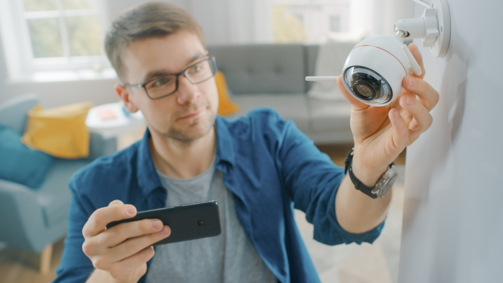 Self-Monitored Home Security Systems