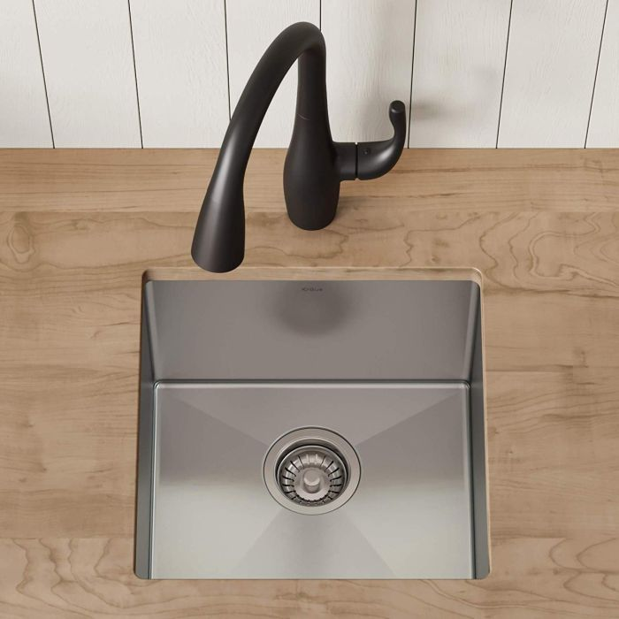 These Undermount Sinks Would Look Great