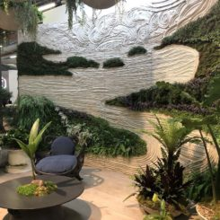 More Biophilic Home Design- lush green