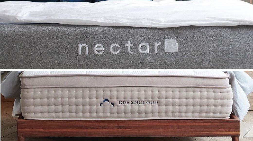 Nectar VS Dreamcloud Mattress