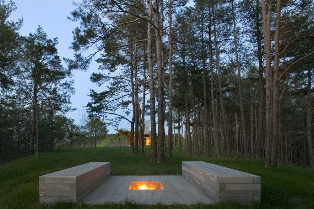10 Inspiring Landscaping Ideas For Backyard Fire Pits