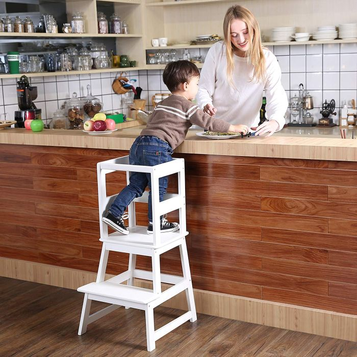 The Best Step Stools With Convenient And Versatile Designs
