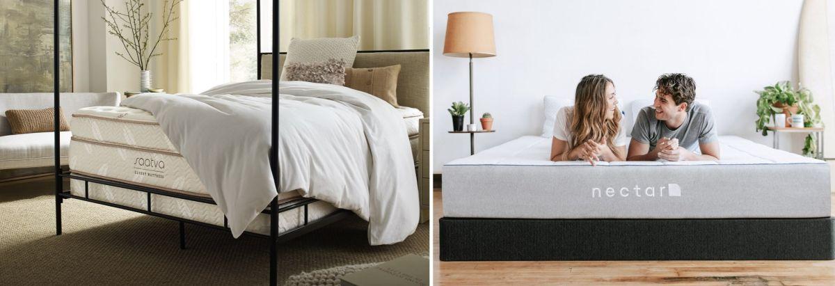 The Better Bed: Saatva VS Nectar Mattress Comparison