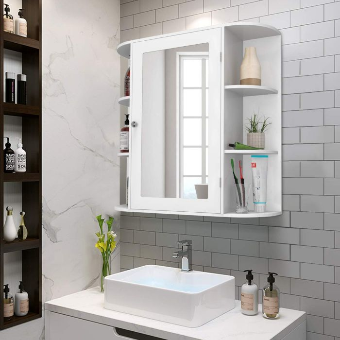 25 Best Storage And Organization Systems For Small Bathrooms