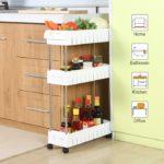 Slim Storage Cart