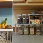 Stainless Steel Corner Storage Shelf Organizer
